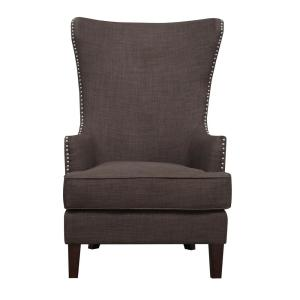 Kegan Chocolate Accent Chair