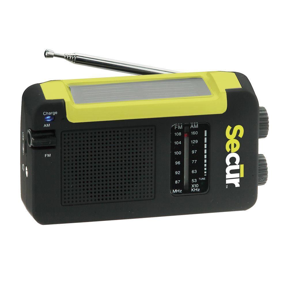 Secur Hybrid Power Radio