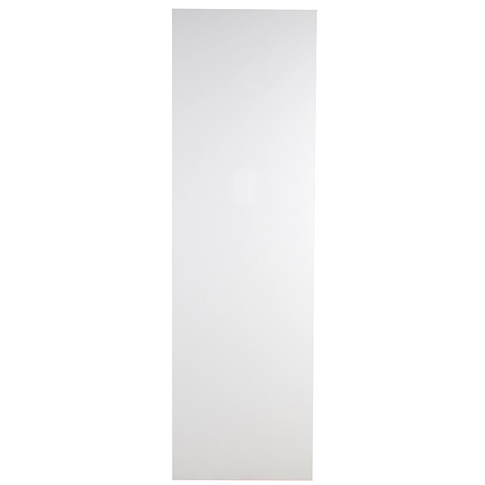 24x79.5 in. Pantry End Panel in White