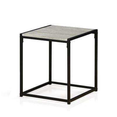 Ernst Modern Dark Oak End Table