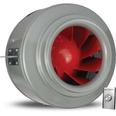 Powerfan V-Series 2905 CFM Inline Fan with Vari-Speed Kit