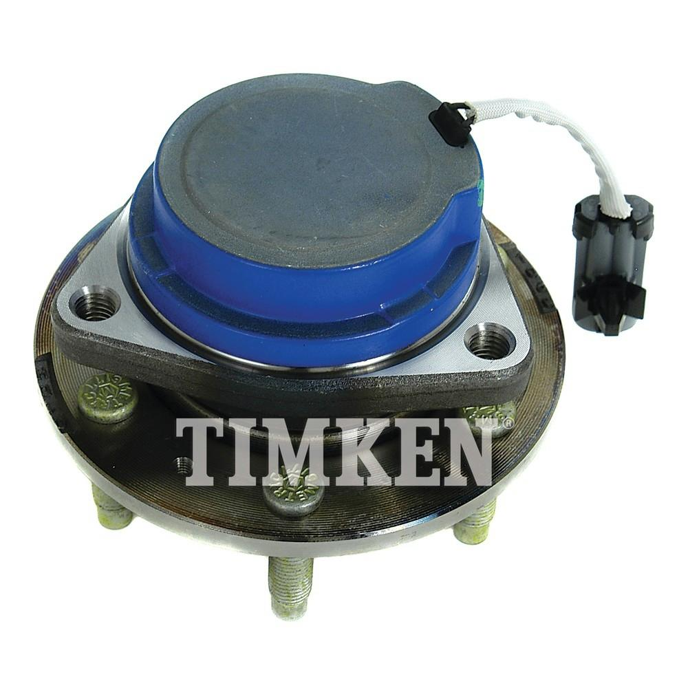Timken Front Wheel Bearing And Hub Assembly Fits 2004-2011