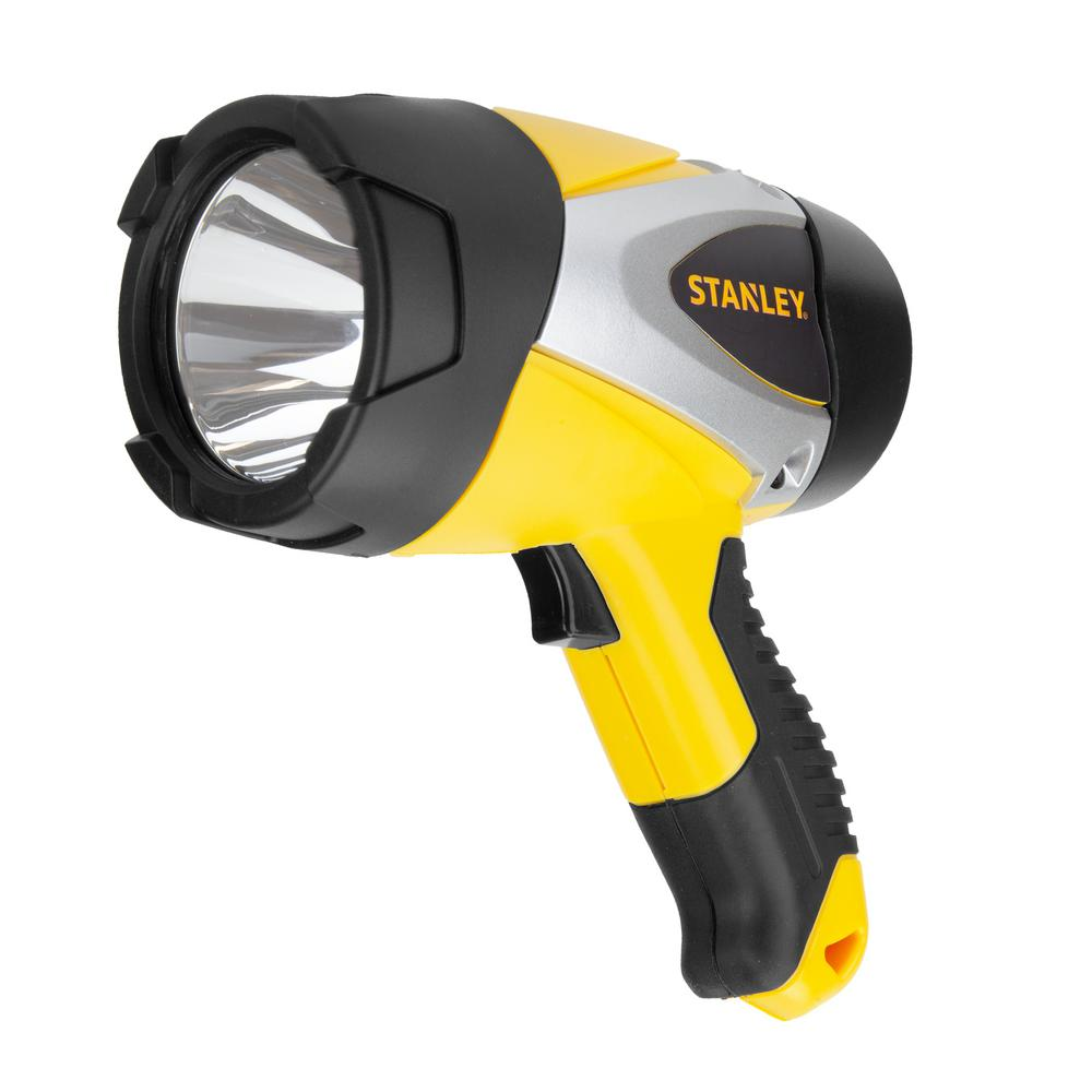 Stanley 5 Watt Led Rechargeable Spotlight: Stanley Rechargeable LED Spotlight-SL5W09