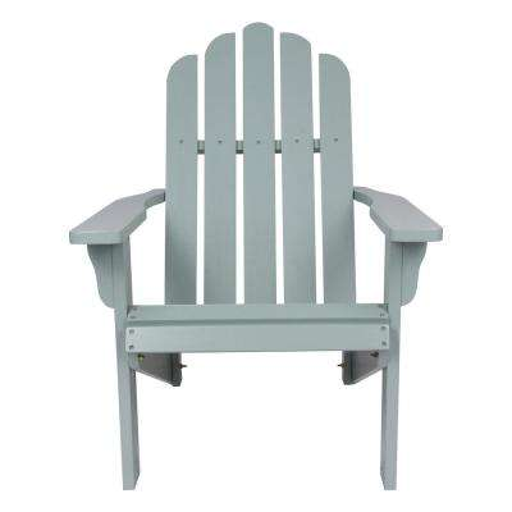 Marina Cedar Wood Adirondack Chair - Dutch Blue