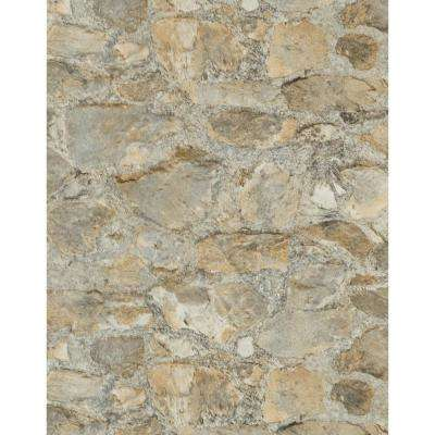 57.75 sq. ft. Outdoors in Field Stone Grasscloth