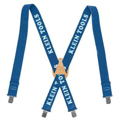 Nylon-Web Suspenders
