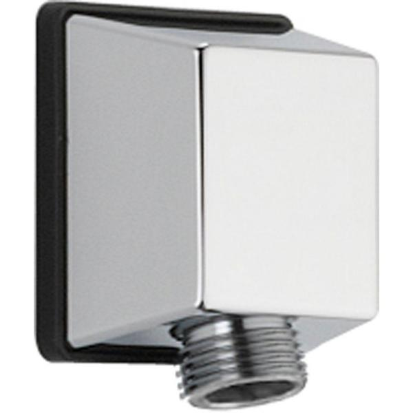 1/2 in. IPS Handshower Wall Supply Elbow in Chrome