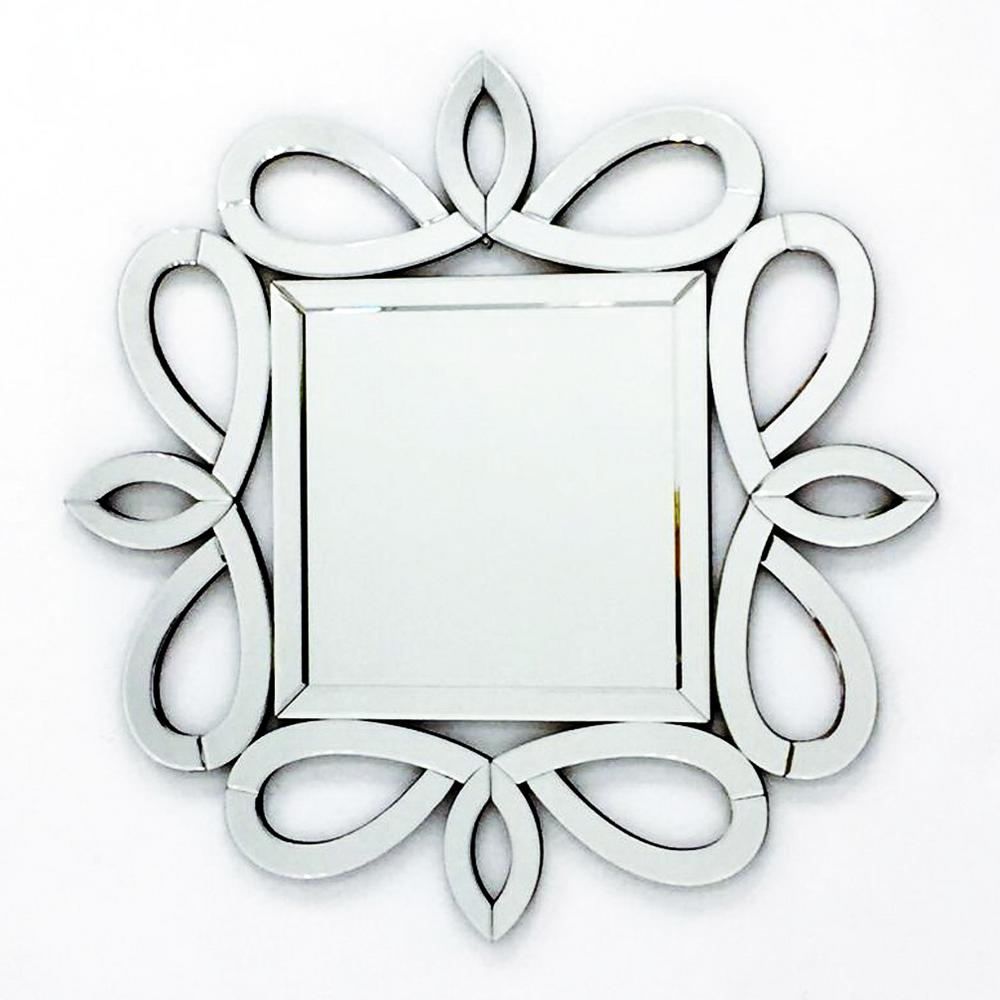 Fab Glass And Mirror 355 In X 355 In The Kensington Stylish