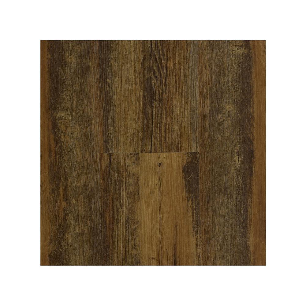 Take Home Sample - Tawny WPC Vinyl Plank 7 in. W x 8 in. L