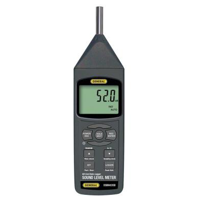 Sound Meter with SD Card