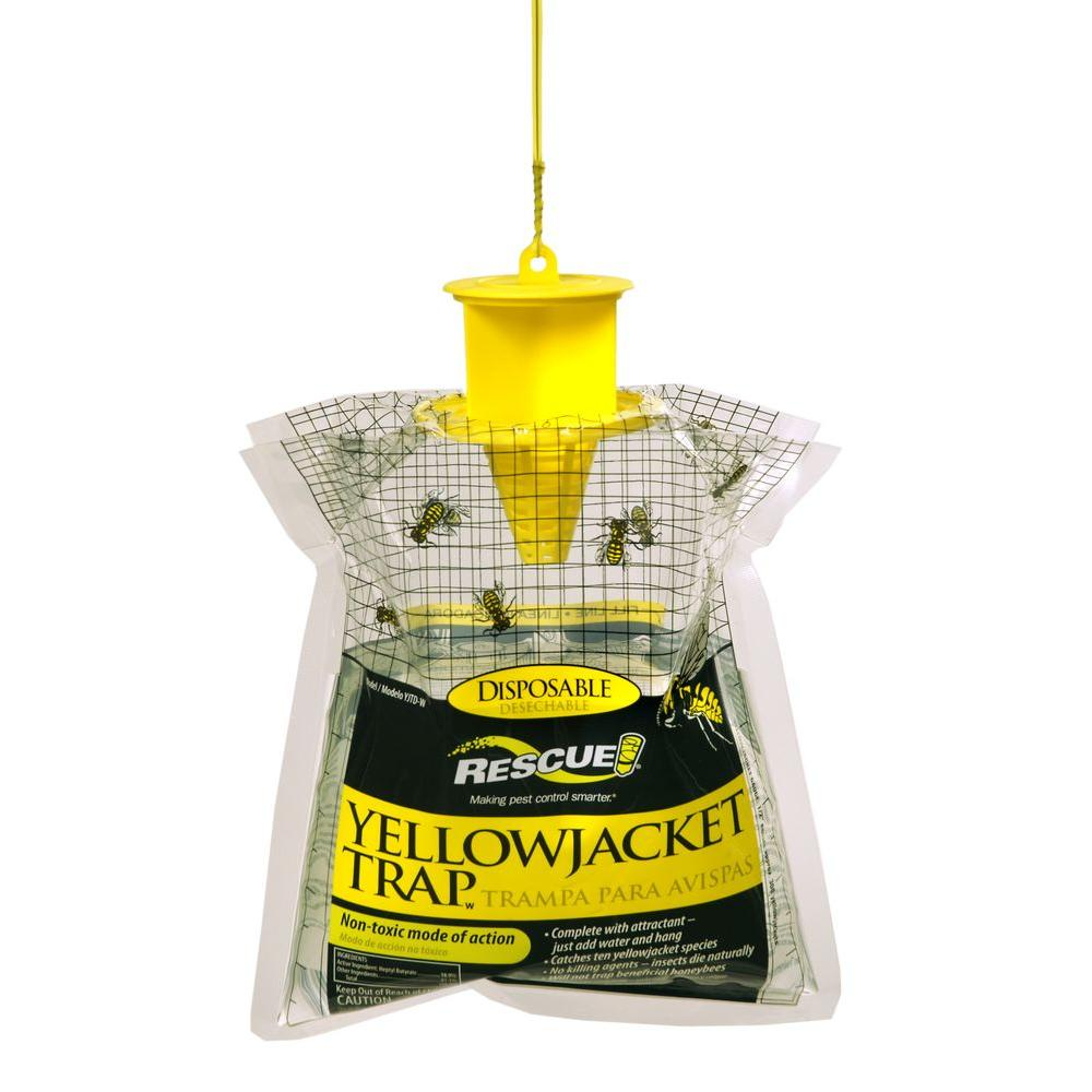 Yellow Jacket Traps Home Depot