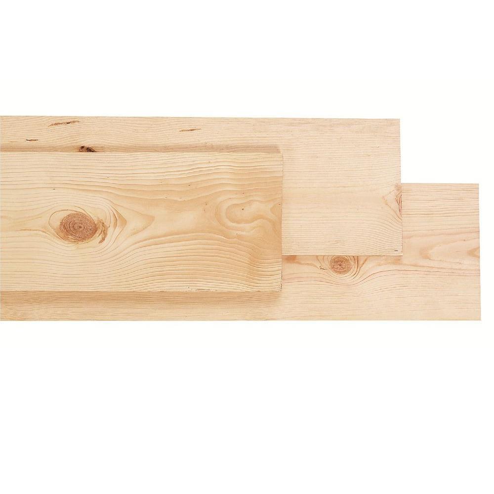1 in  x 10 in  x 10 ft  Common Board