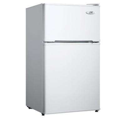 3.5 cu. ft. Mini Refrigerator in White