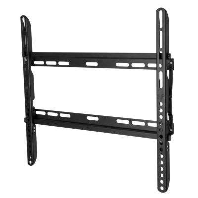 fixed tv mount for 25 in 55 in flat panel tvs