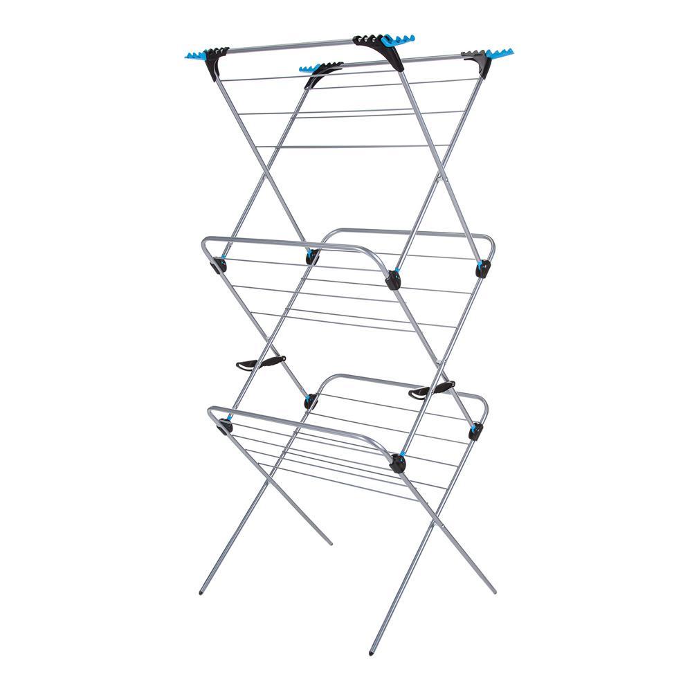 3-Tier Plus Indoor Drying Rack