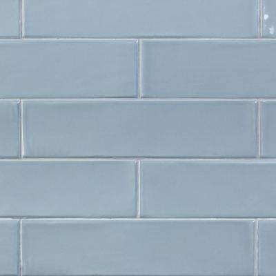 Birmingham Dew 3 in. x 12 in. 8mm Polished Ceramic Subway Tile (5.38 sq. ft. / box)