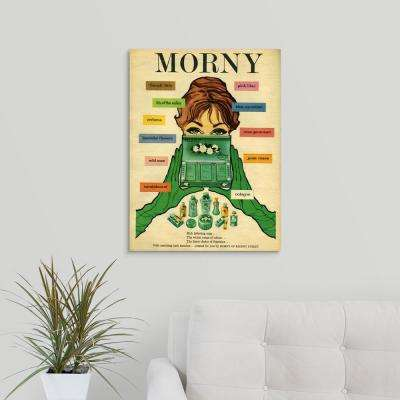 """""""Morny Bathing Products"""" by Great BIG Canvas Canvas Wall Art"""