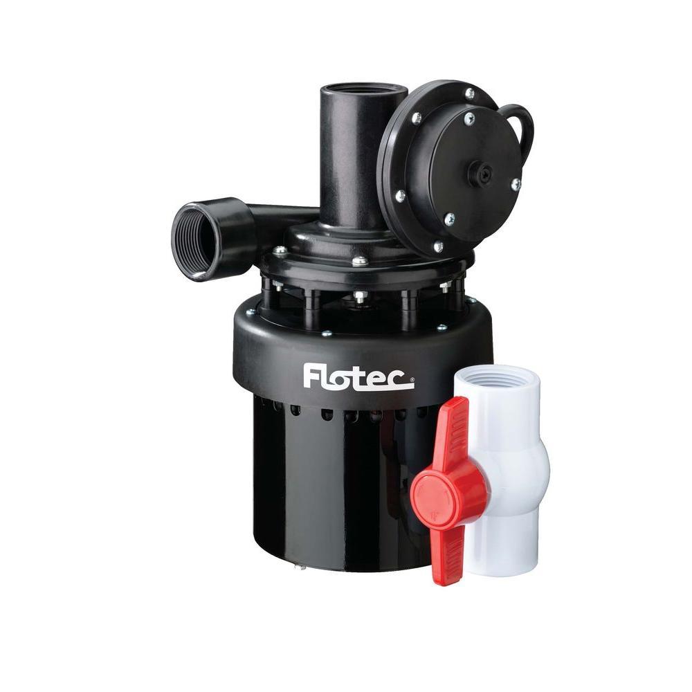 Flotec 1/4 HP Utility Sink Pump