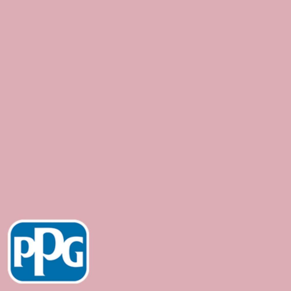 PPG TIMELESS 5 gal. #HDPPGR19U Sweetheart Rose Satin Exterior One-Coat Paint with Primer