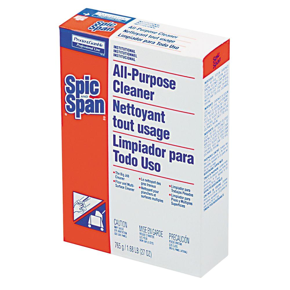 SPIC & SPAN 27 oz. All-Purpose Floor Cleaner (Case of 12)