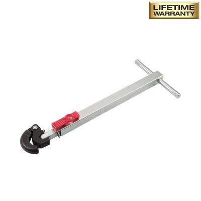 Quick Release Telescoping Plumbing Basin Wrench