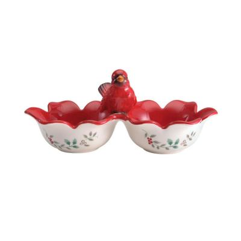 7 oz. 2-Section Cardinal Serve Bowl
