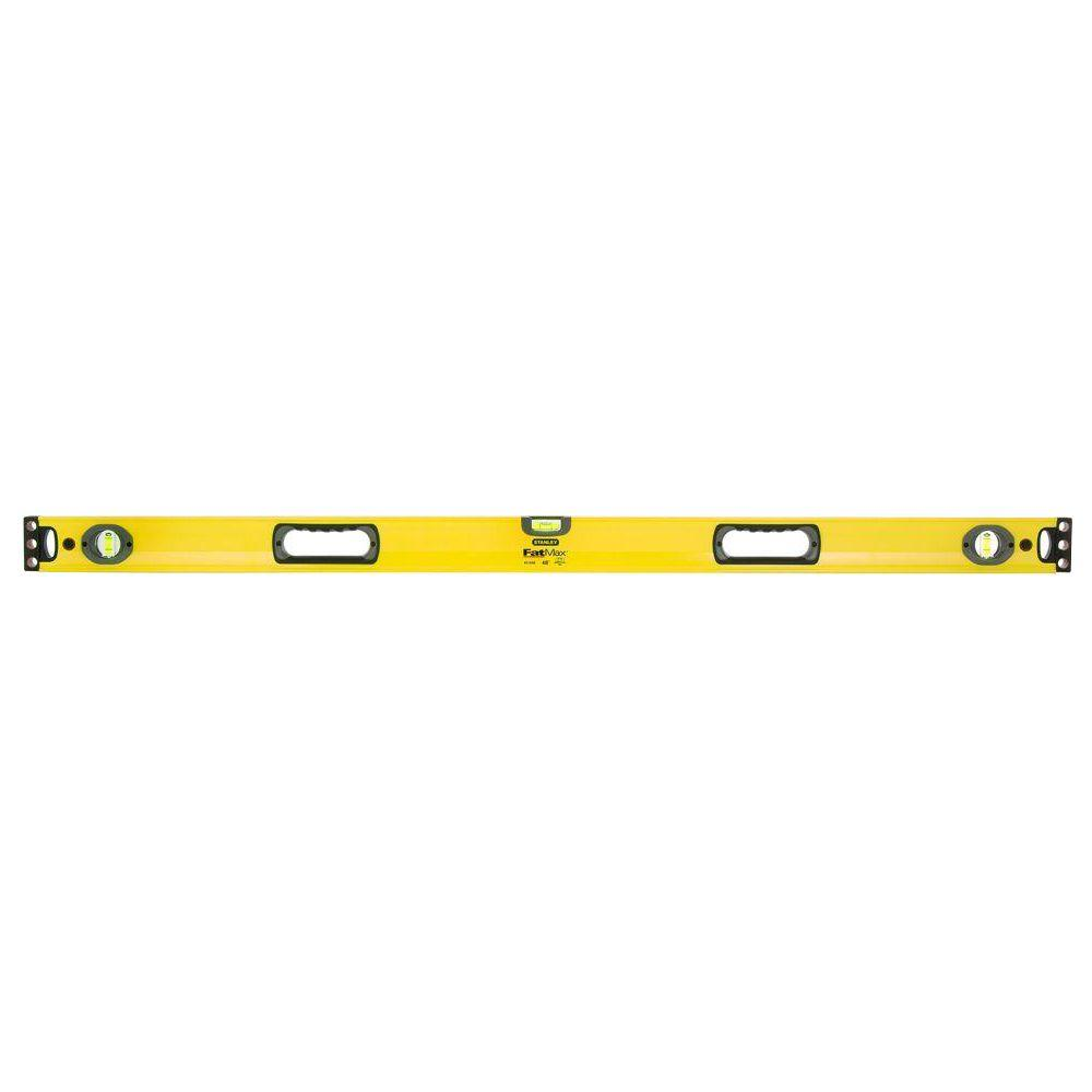Stanley FatMax 48 in. Non-Magnetic Level