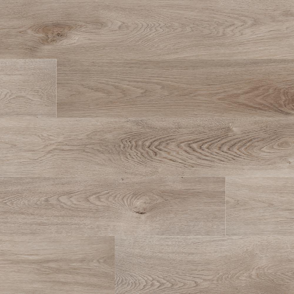 Herritage Mystic Gray 7 in. x 48 in. Luxury Vinyl Plank Flooring (19.04 sq. ft. / Case)