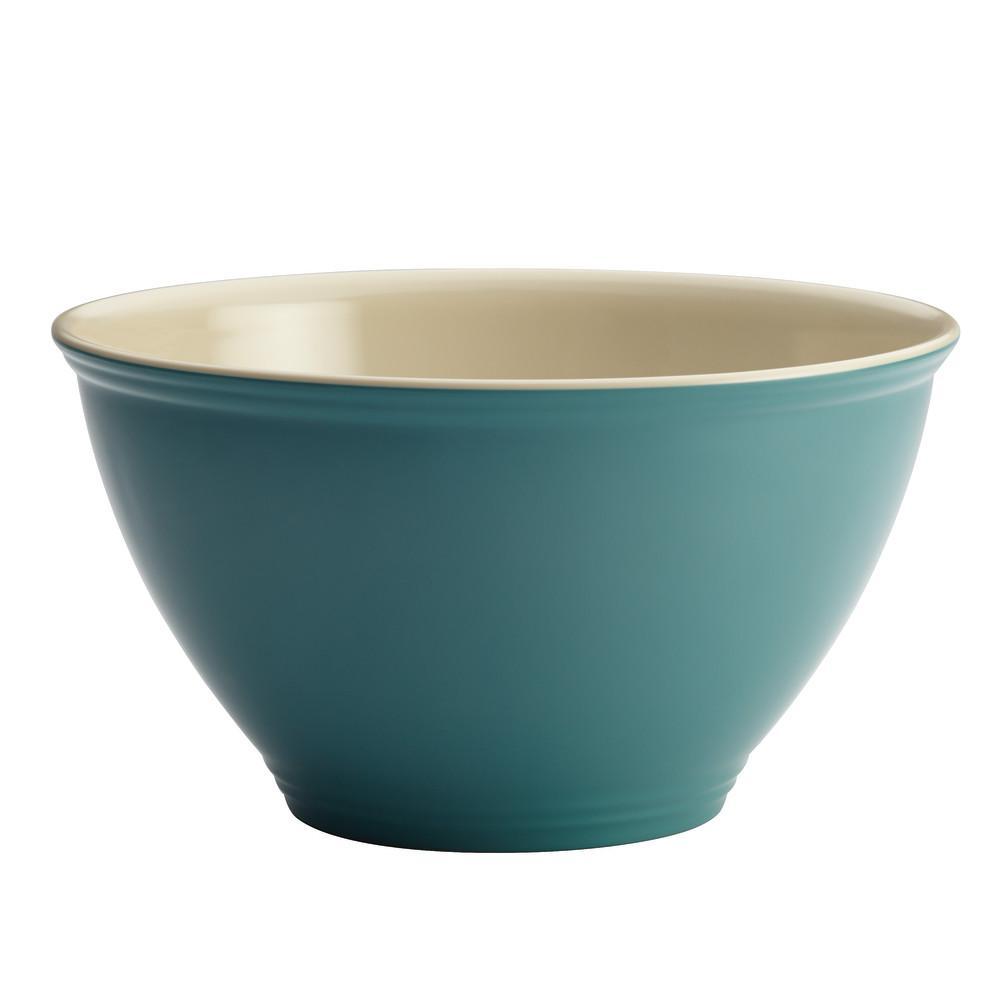 Cucina Pantryware Melamine Agave Blue Mixing Bowl