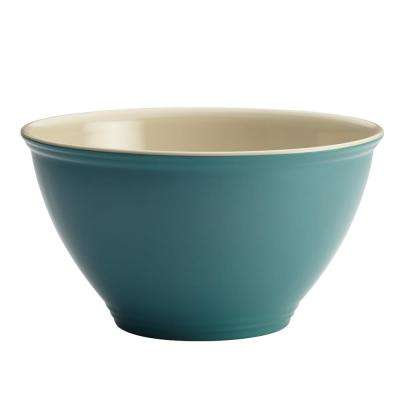 Cucina Pantryware Melamine Agave Blue Mixing Bowl