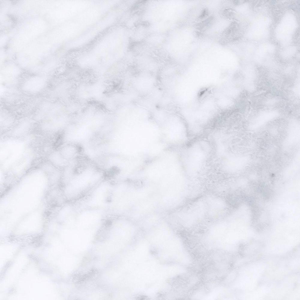 4 in. Stone Effects Vanity Top Sample in Carrera