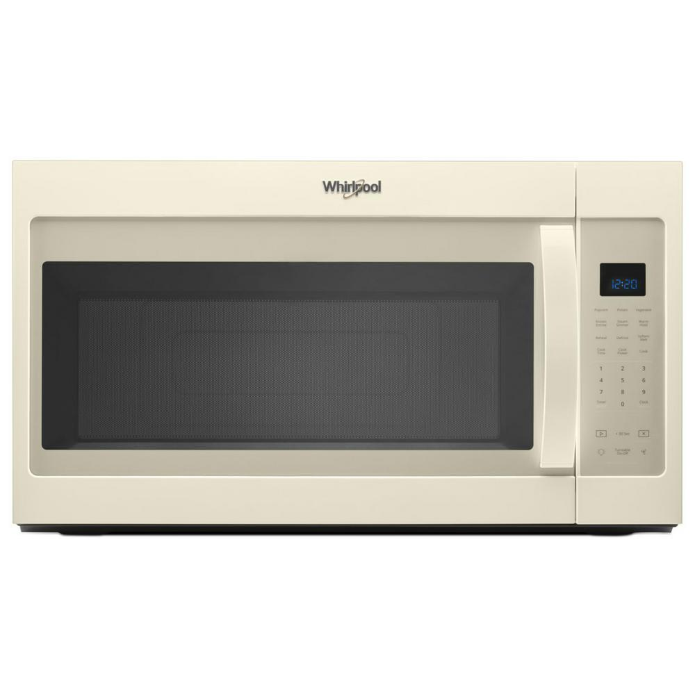 This Review Is From 1 9 Cu Ft Over The Range Microwave In Biscuit With Sensor Cooking And Steam