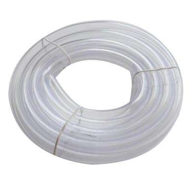 1/2 in. O.D. x 3/8 in. I.D. x 10 ft. PVC Clear Vinyl Tube