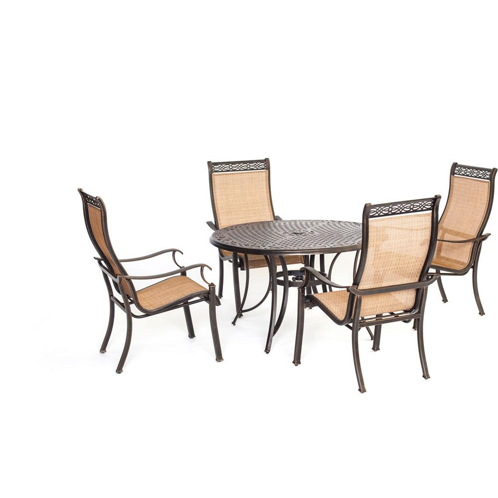 Cambridge Legacy 5-Piece Patio Outdoor Dining Set