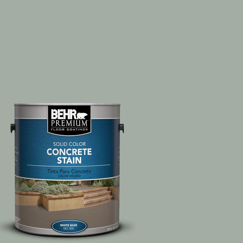 1 gal. #PFC-42 Flintridge Solid Color Interior/Exterior Concrete Stain