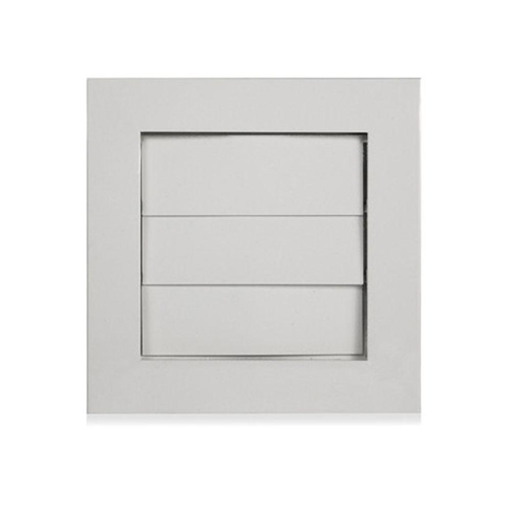 Architectural Grille 6.25 in. x 6.25 in. AG Dryer Aluminu...