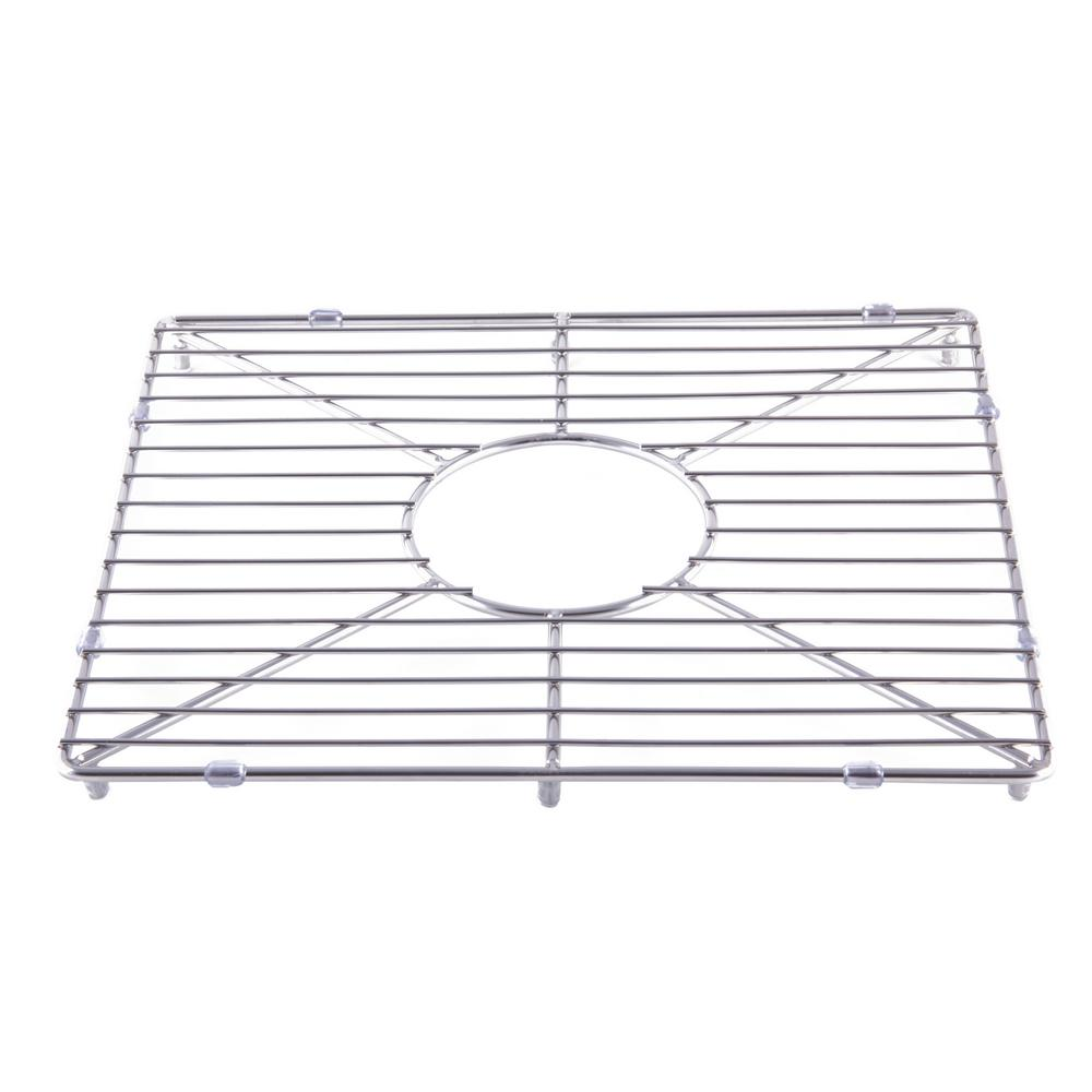 ABGR3618L 15.2 in. Grid for Kitchen Sinks AB3618DB-W, AB3618ARCH-W in Brushed