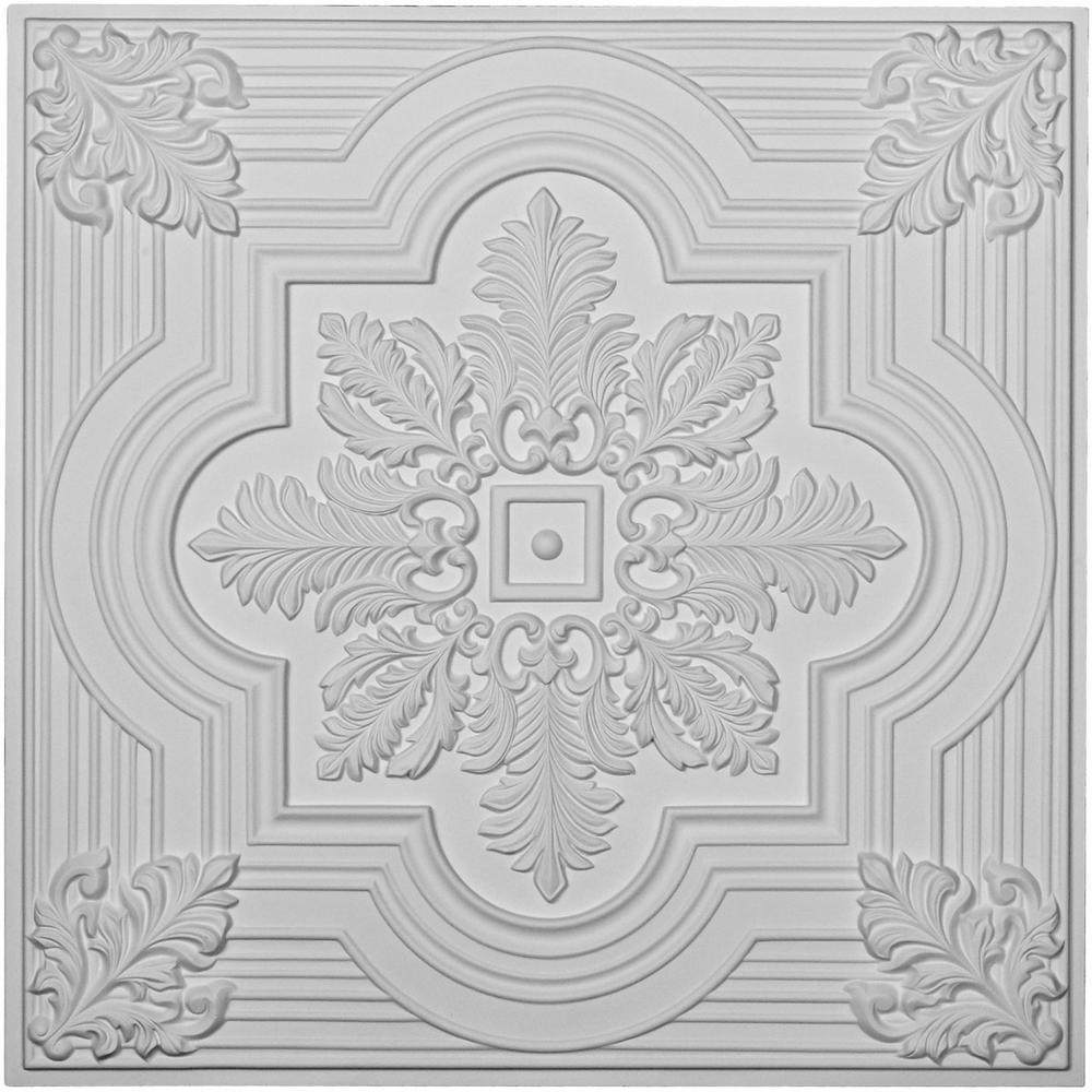 Adonis 2 ft. x 2 ft. Glue-up Ceiling Tile