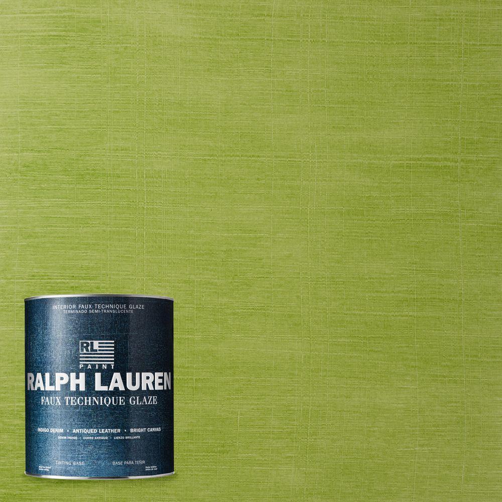 Ralph Lauren 1-qt. Stem Bright Canvas Specialty Finish Interior Paint