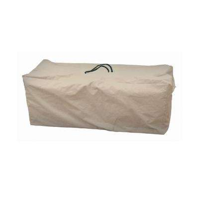 Polyester Patio Cushion Storage Bag with PVC Coating