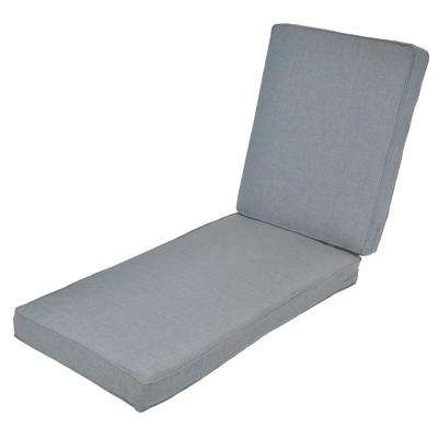 Woodbury Spa Replacement Outdoor Chaise Lounge Cushion