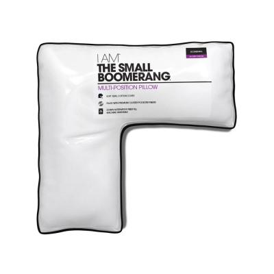 Small Boomerang Down Alternative Standard Pillow
