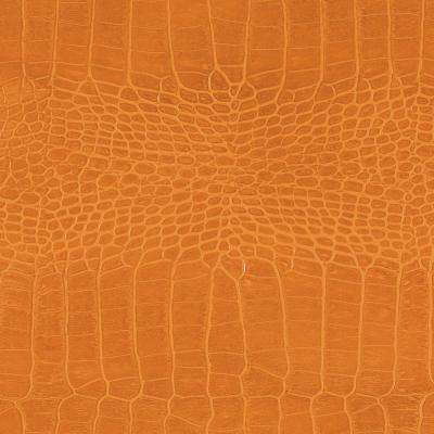 4 ft. x 8 ft. Recycled Leather Veneer Sheet in Toffee with Crocodile Finish