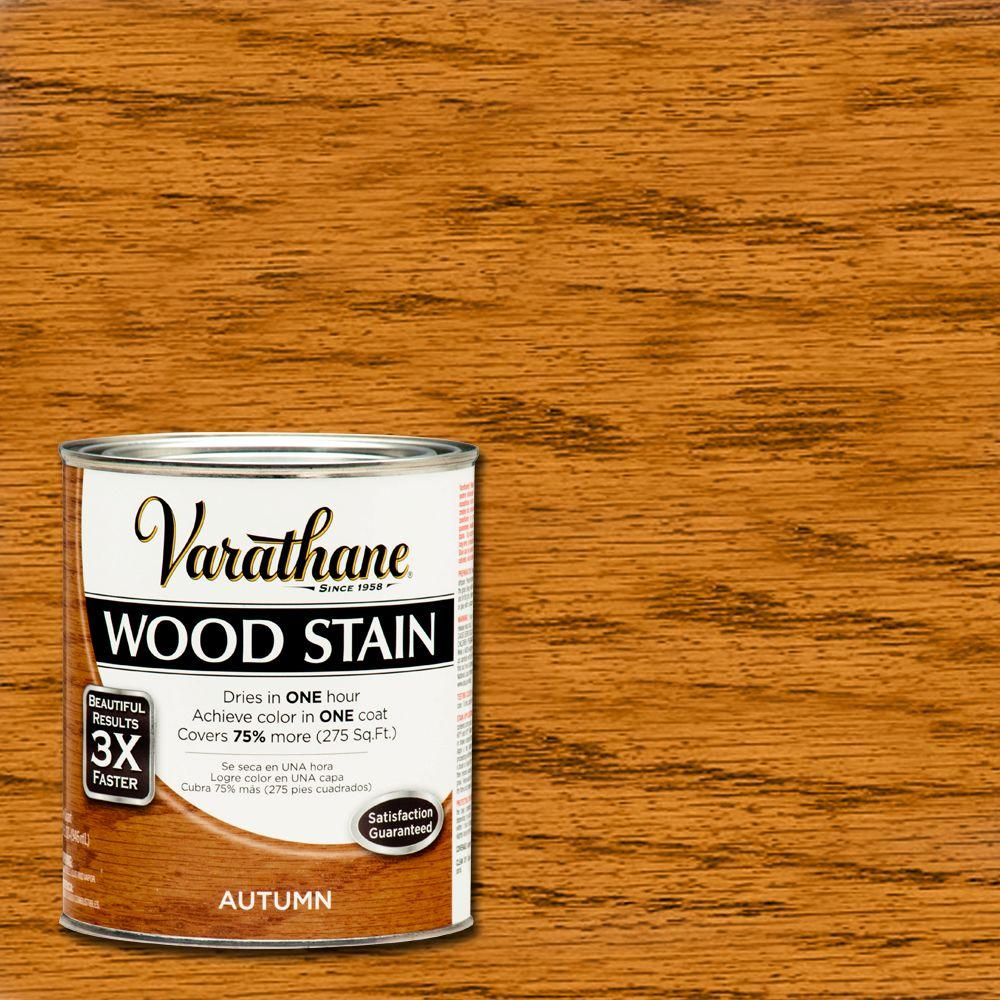 1 qt. 3X Autumn Wood Stain (2-Pack)