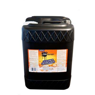 5 gal. Oil Vanish Cleaner Degreaser
