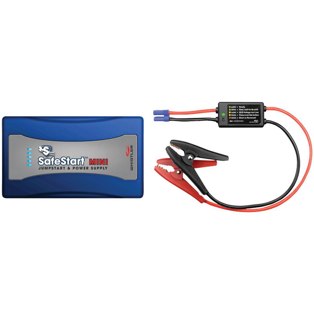Whistler 21 Amp Mini Portable Jump Starter With Usb Power Supply Wiring