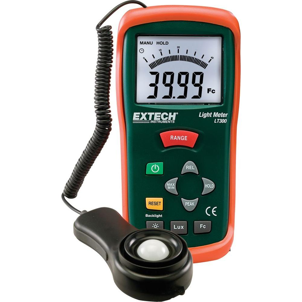 Extech Instruments Light Meter