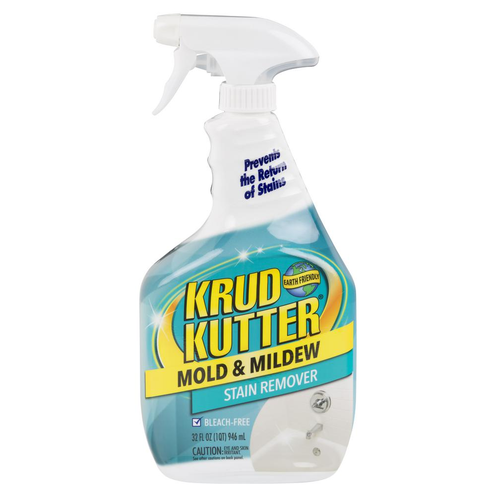 Krud Kutter 32 Oz Mold And Mildew Stain Remover Spray