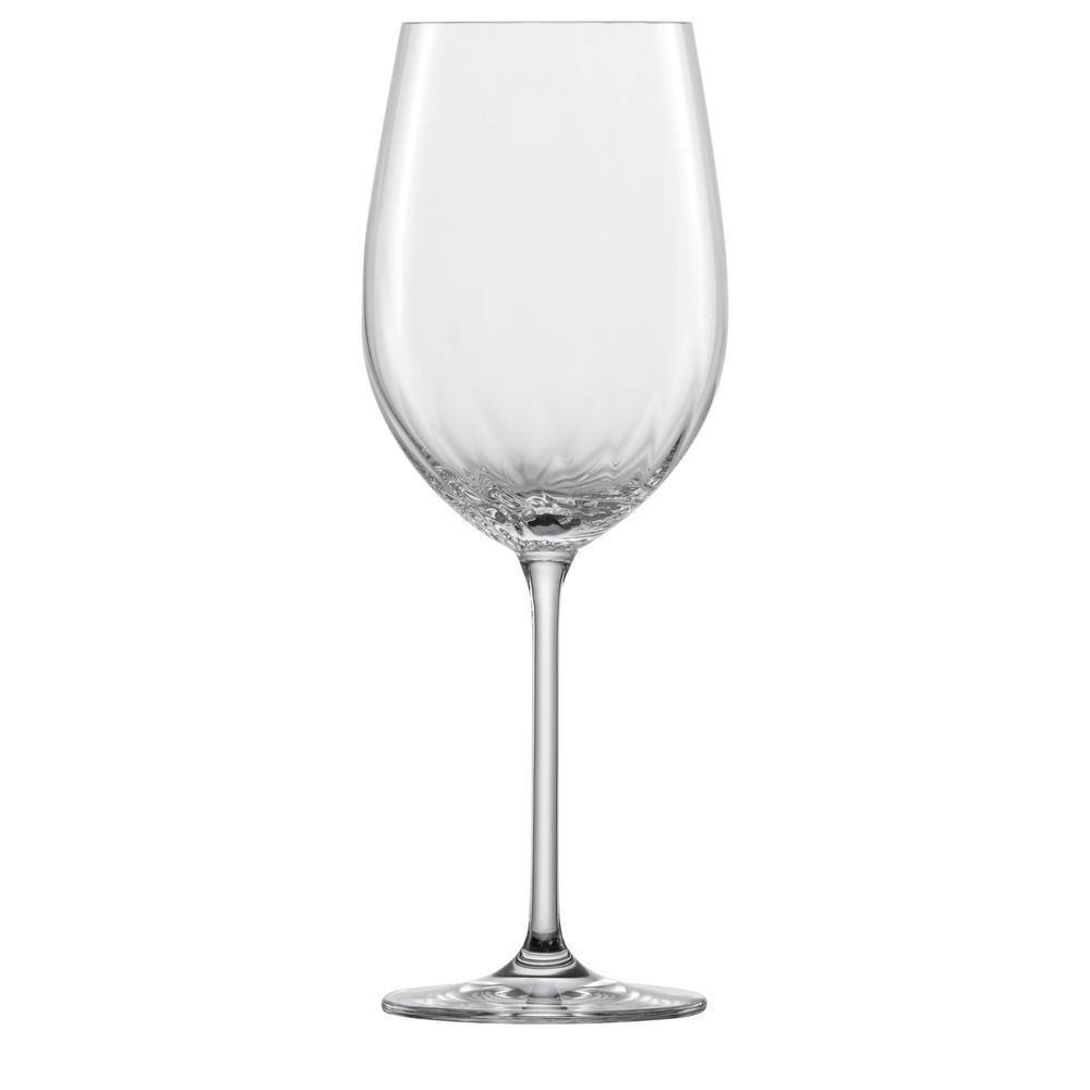 19 fl. oz. SZ Tritan Prizma Bordeaux Red Wine Glasses (Set of 6)