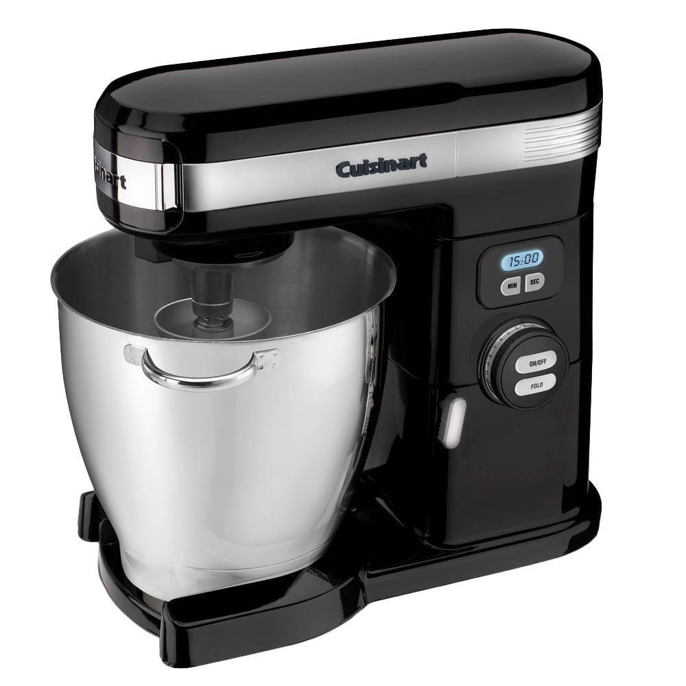Charmant Cuisinart 7 Qt. 12 Speed Black Stand Mixer